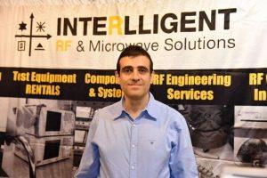 אורן חגי, מייסד ובעלים של חברת INTERLLIGENT