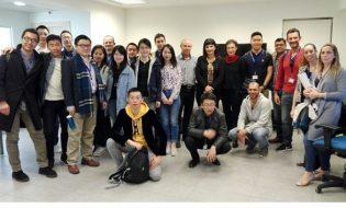 משלחת סטודנטים למנהל עסקים