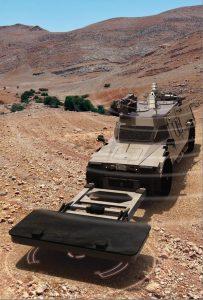 תמונה cims :1 - מערכת אוטונומית « לאיתור מטעני צד צילום: תעשיה אווירית