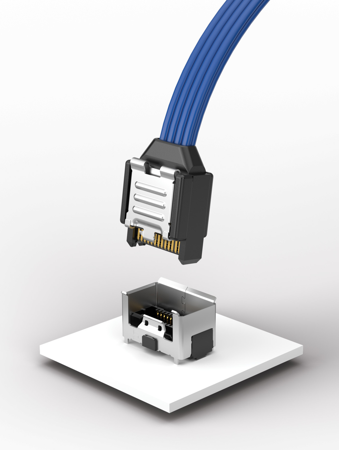 IMAGE: AcceleRate Cable System - Samtec