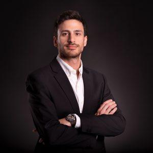 אבי עבדי, מנהל הטכנולוגיות ומייסד משותף בחברת הסטארט אפ סקייליין רובוטיקס.